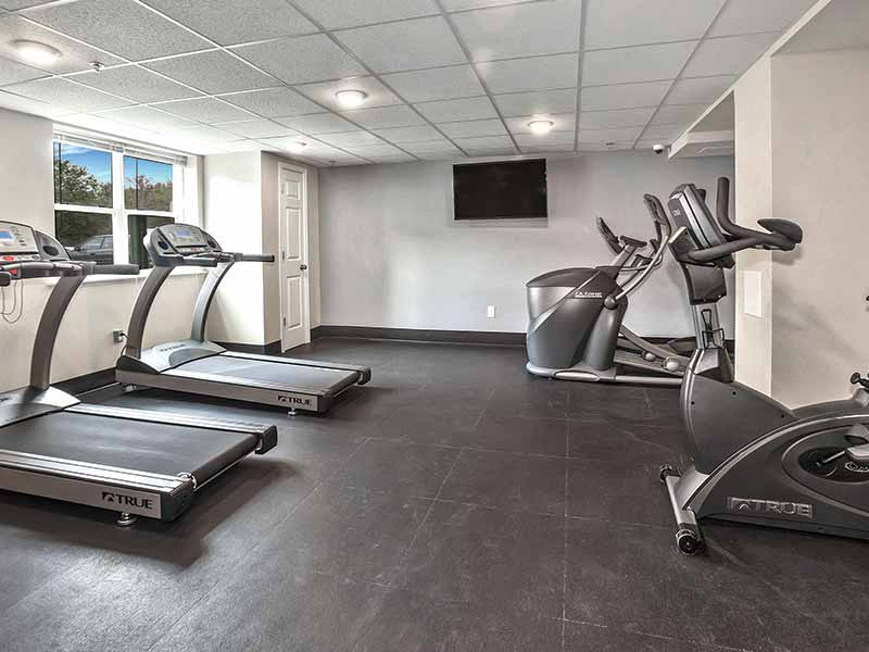 State-of-the-art Fitness Center at Liberty Pointe Apartments