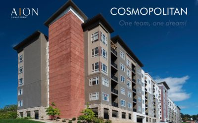 AION Expands Pittsburgh Area Portfolio with Cosmopolitan Apartments.