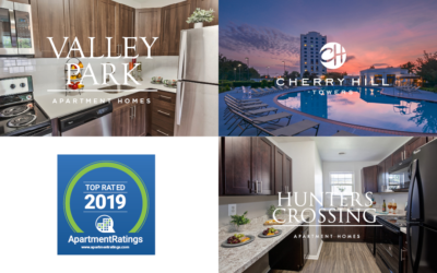 AION Management's 2019 Top Rated Properties