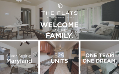Aion Welcomes The Flats at Columbia Pike