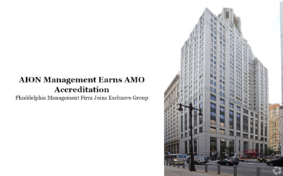 AION Management Earns AMO Accreditation