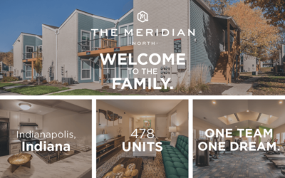 AION Management welcomes The Meridian North