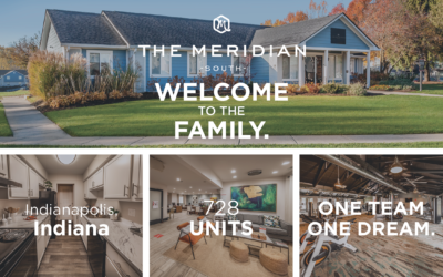 AION Management welcomes The Meridian South
