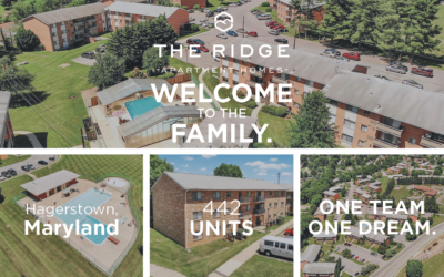 AION Management welcomes The Ridge