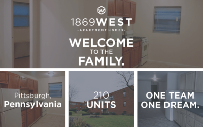 AION Management Welcomes 1869 WEST