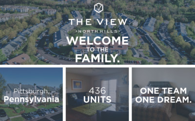 AION Management Welcomes The View North Hills